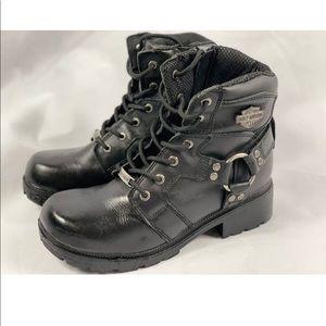 Womens Harley Davidson Boots Jocelyn